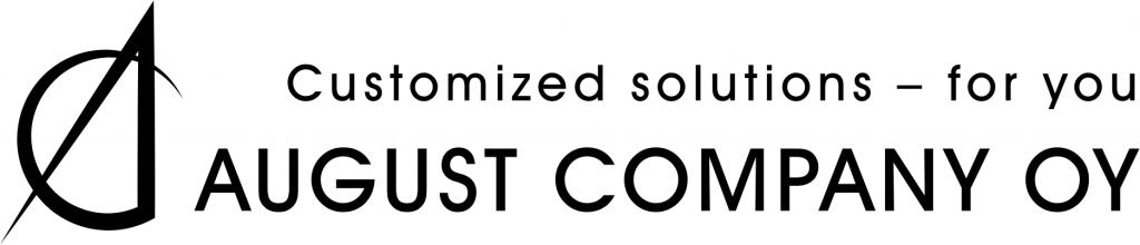 August Company Oy -logo