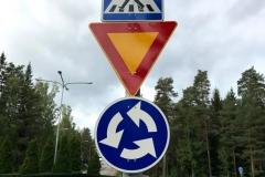 liikennemerkki